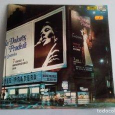 Discos de vinilo: MARÍA DOLORES PRADERA . Lote 172671300