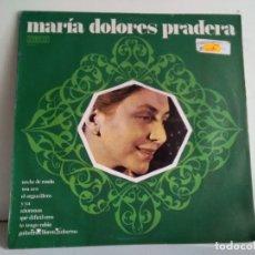 Discos de vinilo: MARÍA DOLORES PRADERA . Lote 172671320