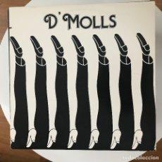 Discos de vinilo: D'MOLLS - S/T - LP ATLANTIC USA 1988. Lote 172684390