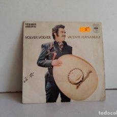 Discos de vinilo: VICENTE FERNÁNDEZ . Lote 172684958