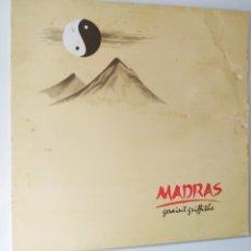 Discos de vinilo: GERAINT GRIFFITHS / MADRAS / LP / U.K. 1984 SAIN / PORTADA ABIERTA / ENCARTE / BUEN ESTADO. Lote 172686144