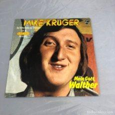 Discos de vinilo: DISCO VINILO LP, MIKE KRUGEER MEIN GOTT WALTHER. . Lote 172687270
