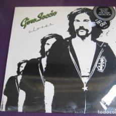 Discos de vinilo: GINO SOCCIO LP ATLANTIC 1981 PRECINTADO EDICION USA - CLOSER - DISCO FUNK - ITALODISCO. Lote 172695220