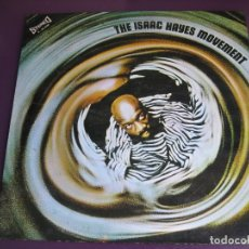Discos de vinilo: THE ISAAC HAYES MOVEMENT LP STAX MGM 1970 - SOUL FUNK 70'S - SIN APENAS USO. Lote 172698854