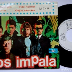 Discos de vinilo: LOS IMPALA - TODO GIRA - EP PROMOCIONAL 1968 . MARFER - EXCELENTE ESTADO. Lote 172705607