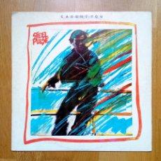 Discos de vinilo: STEEL PULSE - CAUGHT YOU, ARIOLA, 1981. SPAIN.. Lote 172706399