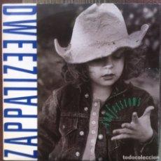 Discos de vinilo: DWEEZIL ZAPPA. CONFESSIONS 2 LP FOOD FOT THOUGHTS/BARKING PUMPKIN RECORDS 1991. Lote 172720852