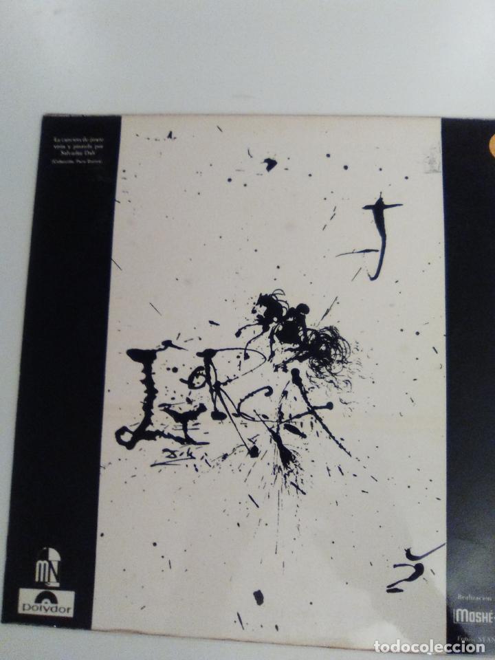 Discos de vinilo: PACO IBAÑEZ Federico Garcia Lorca Luis de Gongora ( 1967 POLYDOR ESPAÑA ) - Foto 2 - 172732320