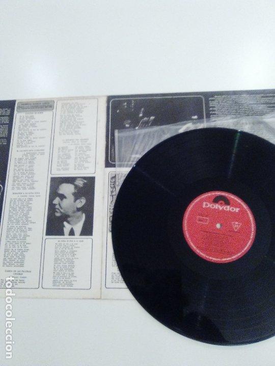 Discos de vinilo: PACO IBAÑEZ Federico Garcia Lorca Luis de Gongora ( 1967 POLYDOR ESPAÑA ) - Foto 4 - 172732320