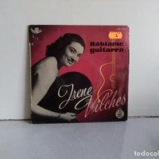 Disques de vinyle: IRENE VILCHES . Lote 172732514