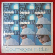Discos de vinilo: LP COURREGES IN BLUE. GEORGE GERSHWIN DISCO PROMOCIONAL 1977. Lote 172725237