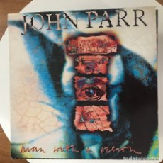 Discos de vinilo: JOHN PARR - MAN WITH A VISION - LP MUSIC FOR NATIONS UK 1992. Lote 172744720