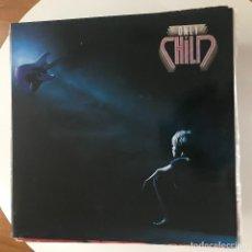 Discos de vinilo: ONLY CHILD - S/T - LP RAMPAGE 1988. Lote 172751210