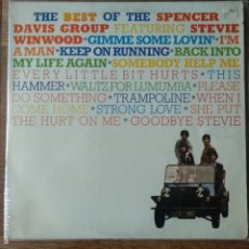 Discos de vinilo: THE SPENCER DAVIS GROUP, THE BEST OF - LP 1971 ARIOLA SPAIN -. Lote 172767183