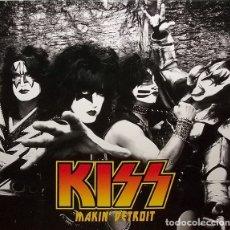 Discos de vinilo: KISS ?– MAKIN' DETROIT. Lote 172771468