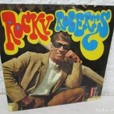 Discos de vinilo: ROCKY ROBERTS. LP VINILO. VERGARA 1969. VER FOTOGRAFIAS ADJUNTAS. Lote 172773673