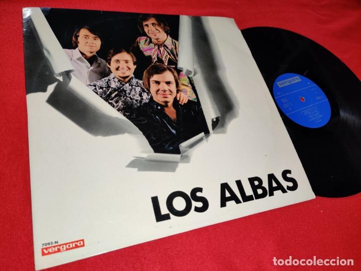 LOS ALBAS LP 1969 VERGARA 7093 (Música - Discos - LP Vinilo - Grupos Españoles 50 y 60)