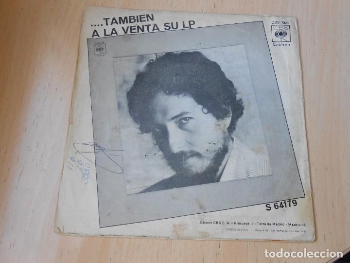 Discos de vinilo: BOB DYLAN, SG, WATCHING THE RIVER FLOW + 1, AÑO 1971 - Foto 2 - 172812727