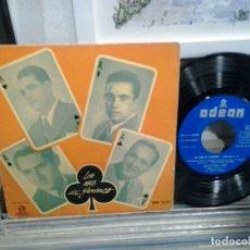 Discos de vinilo: LMV - LOS ASES DEL FLAMENCO. SELECCION Nº9. ODEON 1959, REF. DSOE 16.257. Lote 172816094