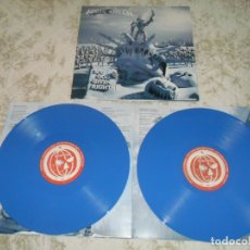 Discos de vinilo: HELLOWEEN - MY GOD GIVEN RIGHT 2 LP BLUE LIMITADO A 500 COPIAS LP VINYL VINILO. Lote 172818875