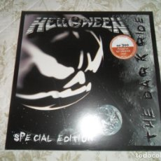 Discos de vinilo: HELLOWEEN - THE DARK RIDE 2 LP ORANGE LIMITADO A 300 COPIAS LP VINYL VINILO ( SELLADO ). Lote 172819254