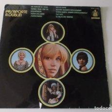 Discos de vinilo: KARINA, PASAPORTE A DUBLIN, HISPAVOX, 1971. Lote 172832488