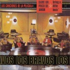 Discos de vinilo: LP LOS BRAVOS BRING A LITTLE LOVIN´ VINILO DAME UN POCO AMOR TARANTINO. Lote 172843917