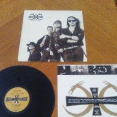 Discos de vinilo: LP. ORIGINAL 1990.HEROES DEL SILENCIO.SENDEROS DE TRAICION.EMI 068 7957521+ENCARTE.. Lote 172845240
