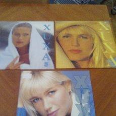 Discos de vinilo: LOTE 3 LPS XUXA.SPAIN 1989.BMG PL 74764+LETRAS.XUXA 3.BMG 74321 12253 1.SPAIN 1992+LETRAS.+ XUXA..... Lote 204601425
