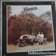 Discos de vinilo: AMERICA HOLIDAY WARNER BROS RECORDS 1974. Lote 172847488