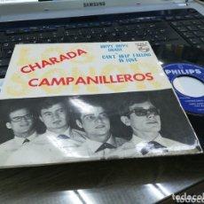 Discos de vinilo: LOS SONOR EP CAMPANILLEROS + 3 1964. Lote 172847923