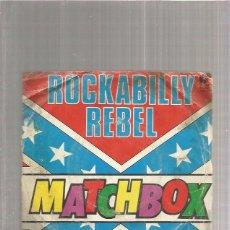 Disques de vinyle: MATCHBOX . Lote 172851717