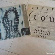Discos de vinilo: PROPAGANDA + FREEZ. Lote 172854748
