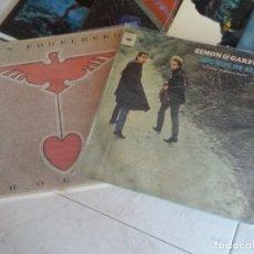 Discos de vinilo: SIMON Y GARFUNKEL + DAN FOGELBERG. Lote 172855587