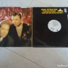 Discos de vinilo: QUEEN+WYCLEF JEAN + ABC. Lote 172855640