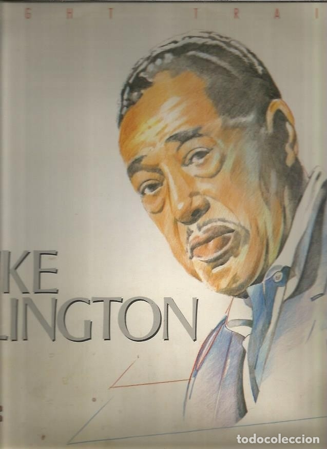 DUKE ELLINGTON NIGHT TRAIN (Música - Discos - LP Vinilo - Otros estilos)