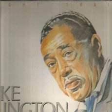 Discos de vinilo: DUKE ELLINGTON NIGHT TRAIN. Lote 172857353