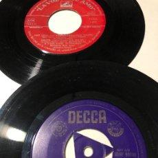 Discos de vinilo: RENATA TEBALDI - MADAME BUTTERFLY / BENIAMINO GIGLI - LA BOHÈME. Lote 172859053