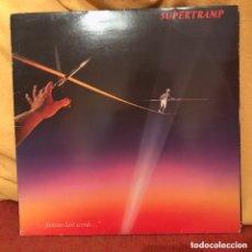 Discos de vinilo: SUPERTRAMP - ...FAMOUS LAST WORDS... (LP, ALBUM) (A&M RECORDS) (VG+, NM) TARIFA PLANA ENVÍO ESPAÑA. Lote 172860620