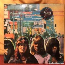 Discos de vinilo: SWEET - DESOLATION BOULEVARD (LP, ALBUM) (RCA) (C:VG+,V:NM) TARIFA PLANA ENVÍO ESPAÑA. Lote 172860638