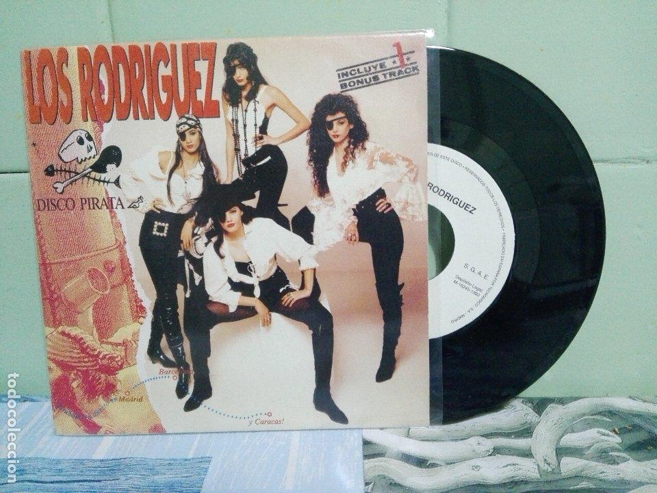 LOS RODRIGUEZ NO ESTOY BORRACHO SINGLE SPAIN 1992 PDELUXE (Música - Discos - Singles Vinilo - Grupos Españoles de los 90 a la actualidad)