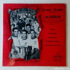 Discos de vinilo: LOS IRUÑA-KO ESTAMPAS NAVARRAS MAXI SINGLE. Lote 172868915