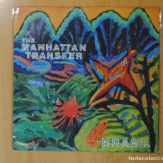 Discos de vinilo: THE MANHATTAN TRANSFER - BRASIL - LP. Lote 172875093