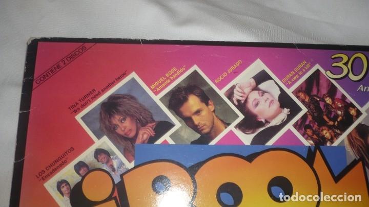 Discos de vinilo: ¡Boom! El disco de los éxitos (dos LP.s) - Foto 2 - 172888048