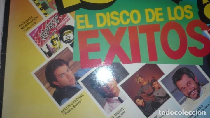 Discos de vinilo: ¡Boom! El disco de los éxitos (dos LP.s) - Foto 4 - 172888048