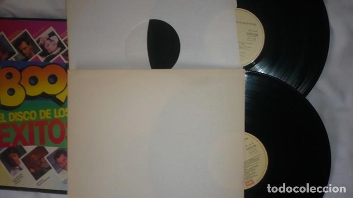 Discos de vinilo: ¡Boom! El disco de los éxitos (dos LP.s) - Foto 6 - 172888048