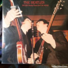 Discos de vinilo: THE BEATLES LP DOBLE. Lote 172888665