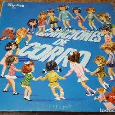 Discos de vinilo: CANCIONES DE CORRO - LP 10 PULGADAS - 25 CMS - 1968 - ESCUELAS AVEMARIANAS. Lote 172890110