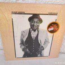 Discos de vinilo: MUDDY WATERS. HARD AGAIN. LP VINILO. BLUE SKY. CBS 1977. VER FOTOGRAFIAS ADJUNTAS. Lote 172895765