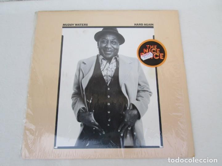 Discos de vinilo: MUDDY WATERS. HARD AGAIN. LP VINILO. BLUE SKY. CBS 1977. VER FOTOGRAFIAS ADJUNTAS - Foto 2 - 172895765